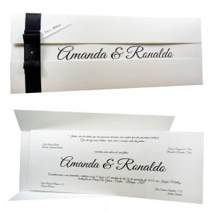 Convite de Casamento C2
